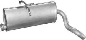 Peugeot Partner kipufogó dob hátsó 1.9 D (18007)