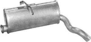 Peugeot Partner kipufogó dob hátsó 2.0 D (18097)